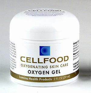 Cellfood Products Silica Weight Loss Same Oxygen Gel