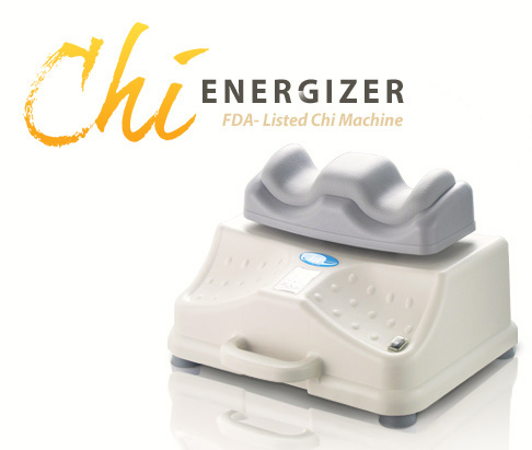 chi energizer machine